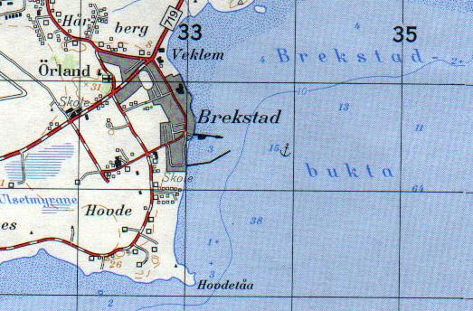 brekstad kart Brekstad, gnr. 67 brekstad kart