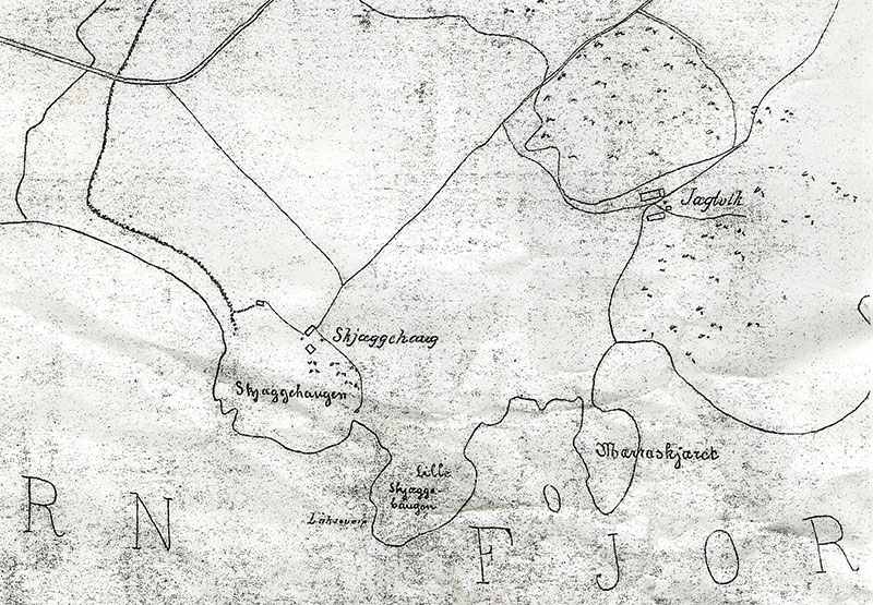 gårdsnr kart Matrikkelgården Austrått, gårdsnummer 82 gårdsnr kart