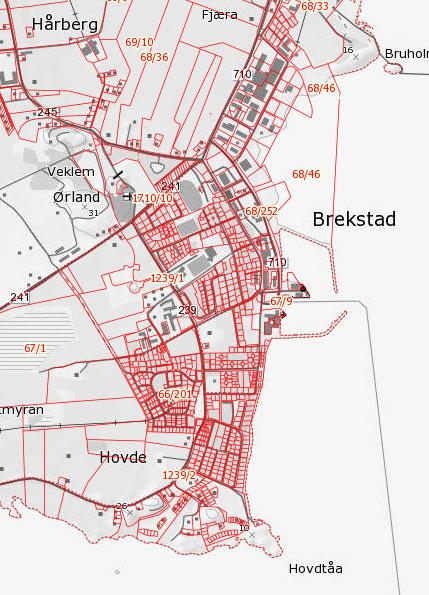 brekstad kart Havner i Ørland, Brekstad brekstad kart