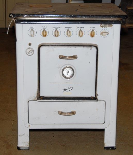 Elektrisk komfyr
